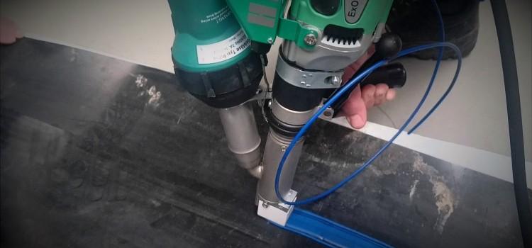 Specializare sudori geomembrane
